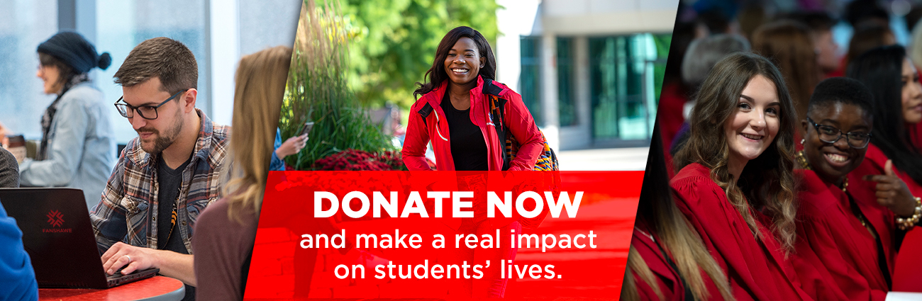 Donate now and make a real impact on students' lives.