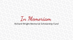 Celebrating the Life of retired Fanshawe College Faculty of Business professor Richard Wright